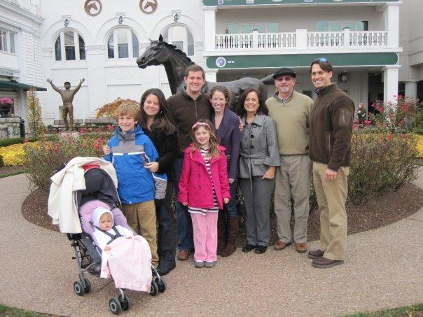 Family at Churchill