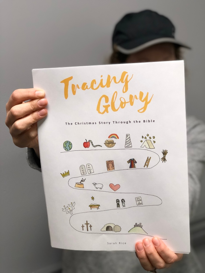 Tracing Glory: The Christmas Story Through the Bible