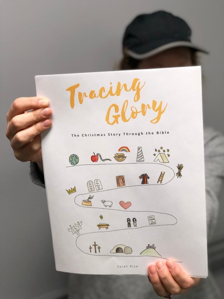 Tracing Glory: The Christmas Story Through theBible
