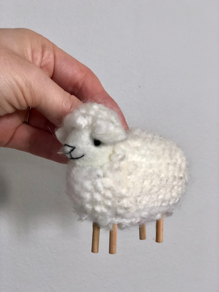 Advent Day 15: The SufferingLamb